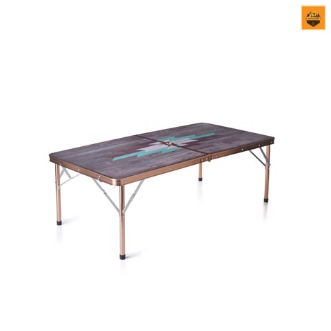 Bàn Coleman IL Living Table / 120 Plus (Mosaic Wood)