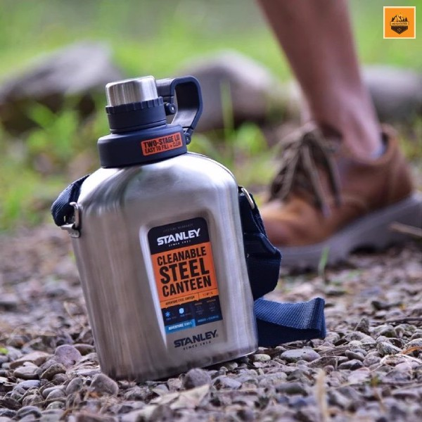 Bình Stanley Canteen Adventure 1000ml