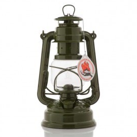 Baby Special Hurricane Lantern 276 Olive