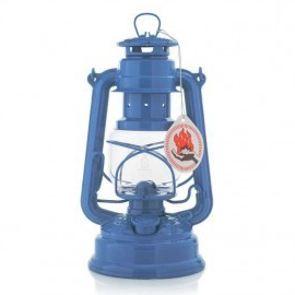 Baby Special Hurricane Lantern 276 Brilliant Blue (special)