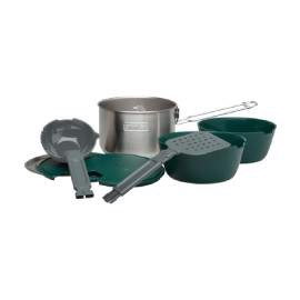 Set ADVENTURE ALL-IN-ONE TWO BOWL COOKSET