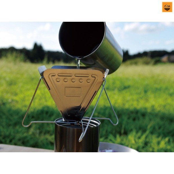 Snow Peak Collapsible Coffee Drip