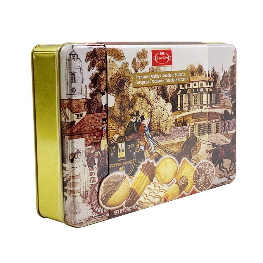 Bánh Tresor Dorce Chocolate Biscuits 270g