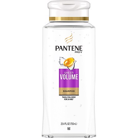 Dầu Gội PANTENE Sheer Volume 750ml