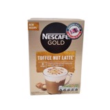 Nescafe Gold Toffee Nut Latte 156g
