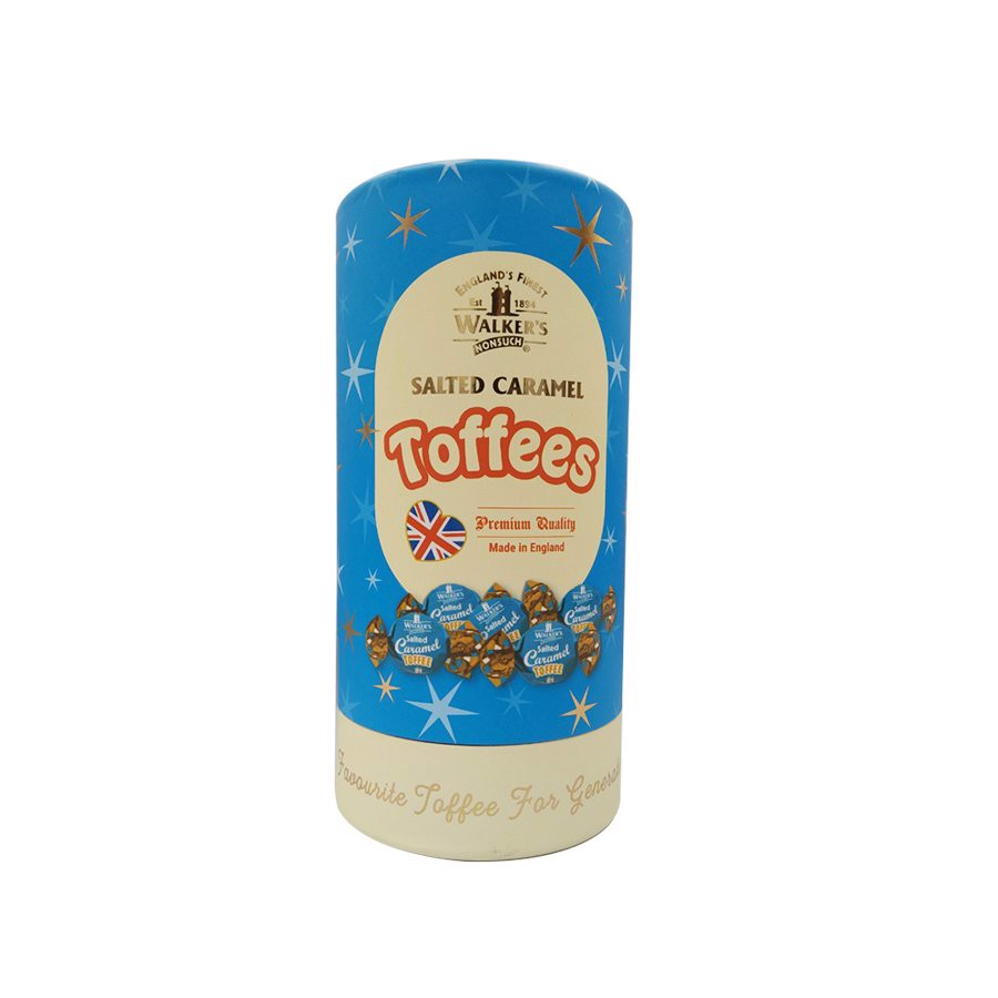 Kẹo Caramel Muối Walkers Toffees 150g