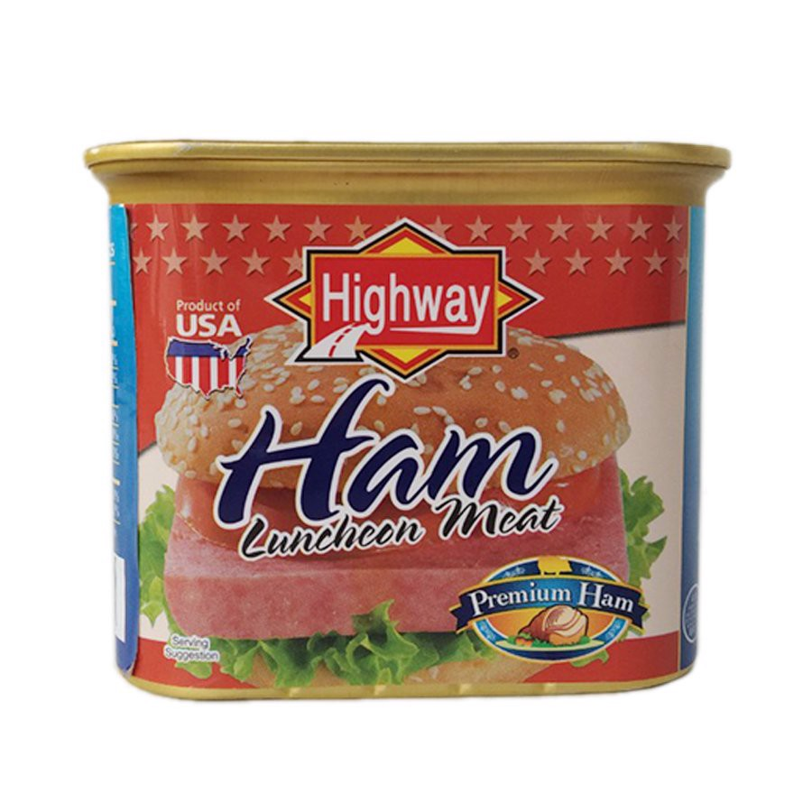 Thịt Hộp Highway Luncheon Meat