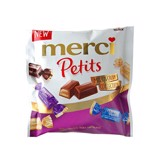 Socola Merci Petits Milk & Cream Collection 125g