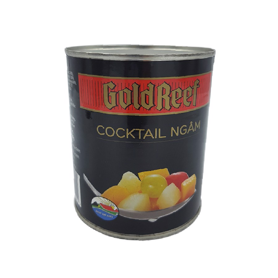 New - Cocktail Gold Reef 825G