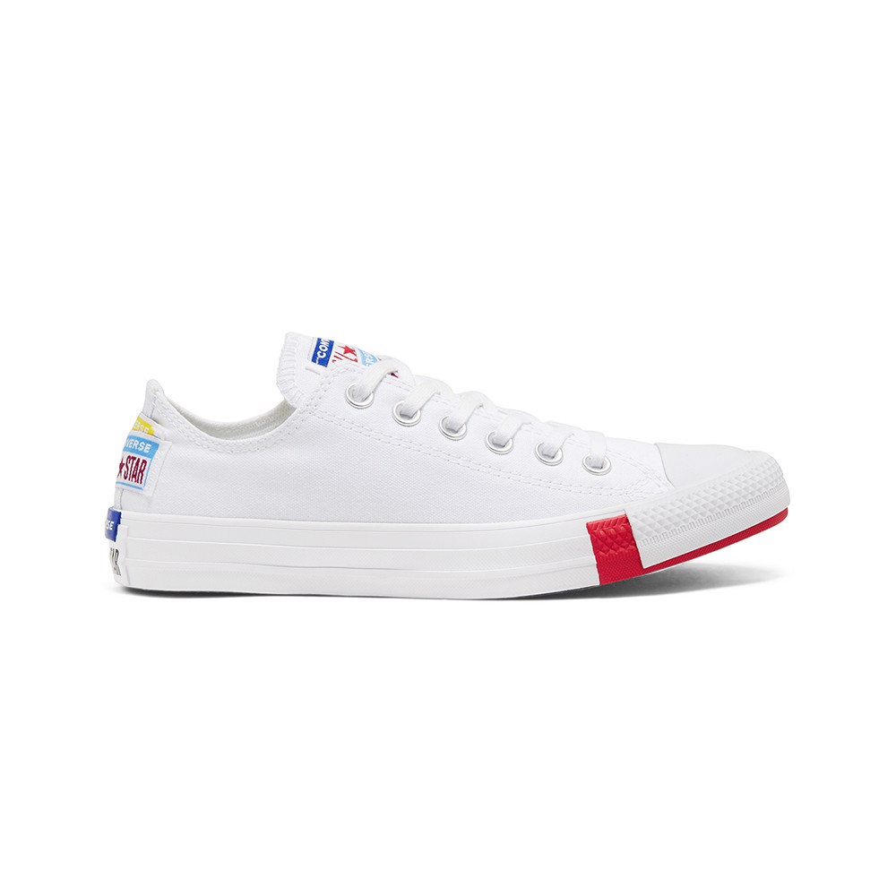 Giày Converse Chuck Taylor All Star Twisted Logo Play Low Top