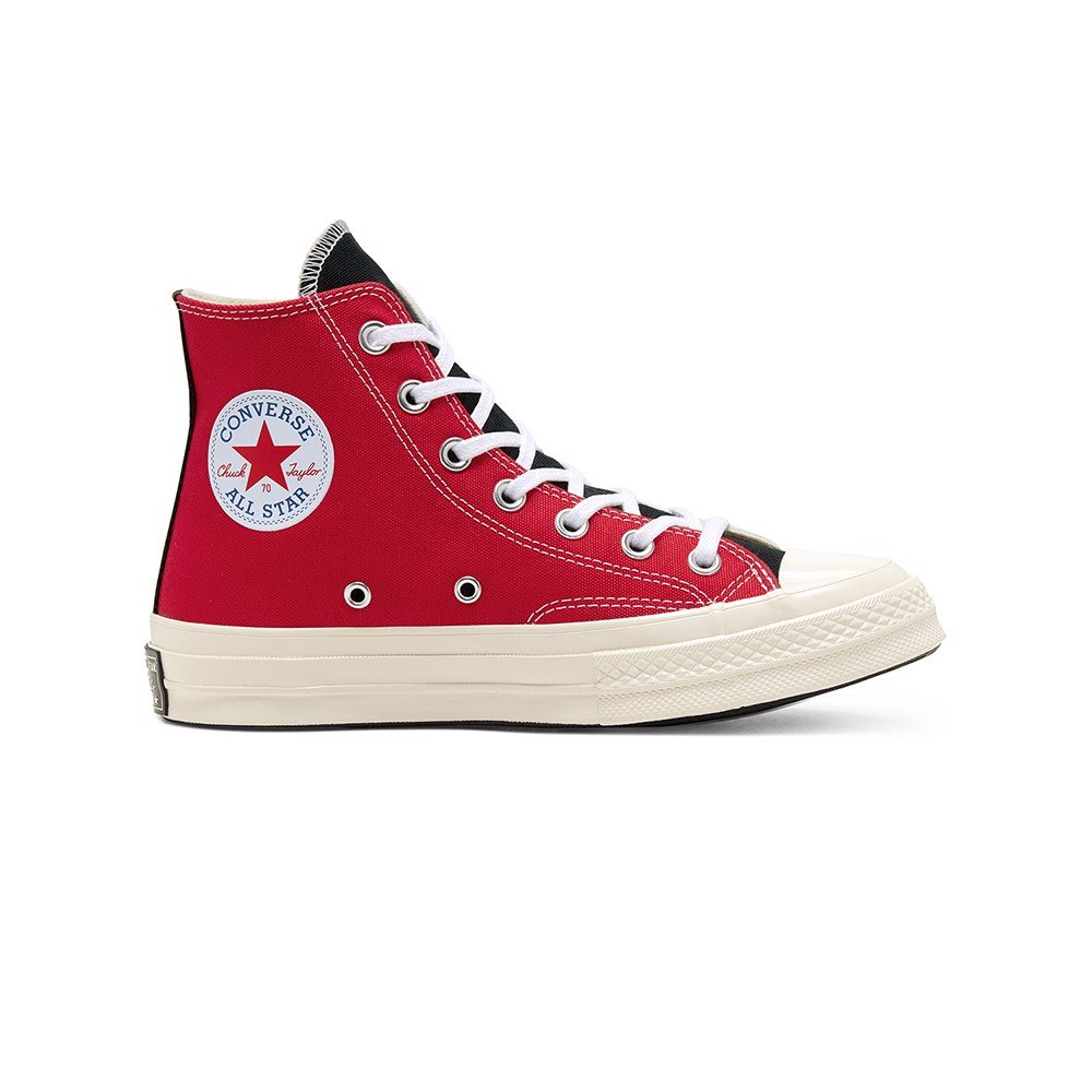 Giày Converse Chuck Taylor All Star 1970s Twisted Logo Play Hi Top