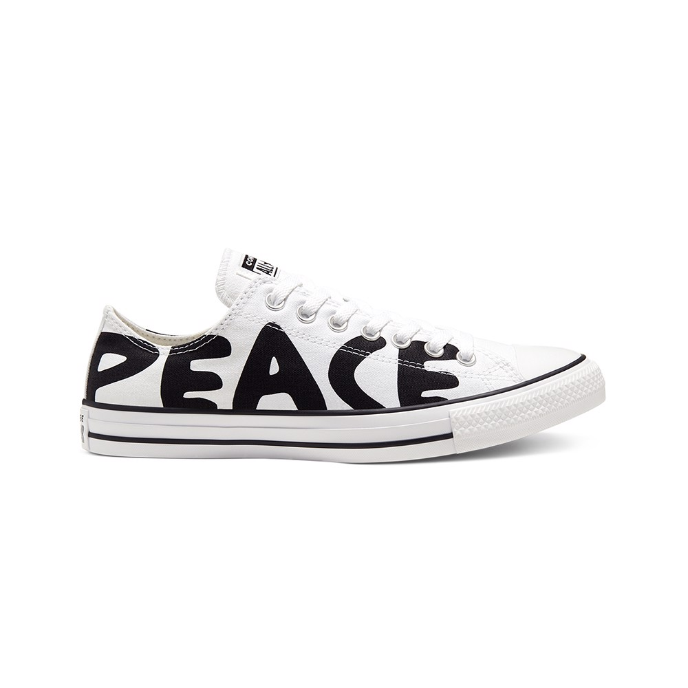 Giày Converse Chuck Taylor All Star Peace Low Top