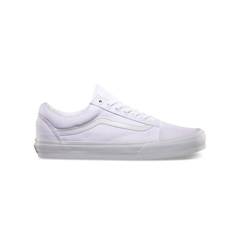Giày Vans Old Skool White