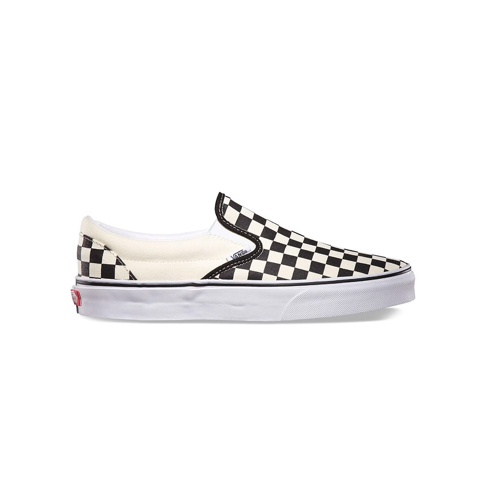 Giày Vans Slip On Checkerbroad
