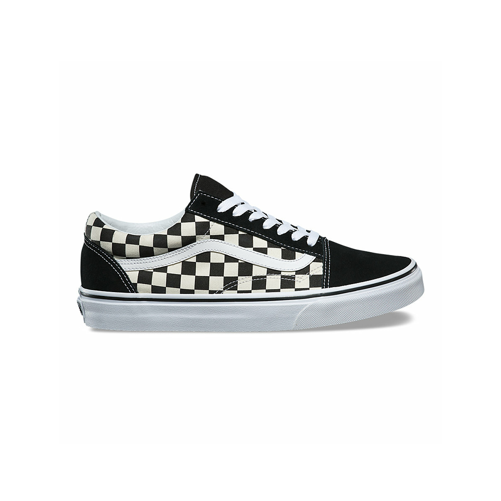 Giày Vans Old Skool Checkerboard