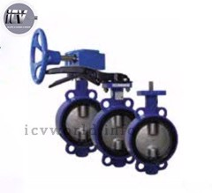 Butterfly Valve T-Series Short Neck(Series Pinless) JIS 5k&10K ARITA