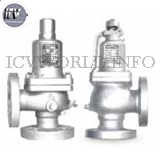 Ductile Steel Air Valves Flange