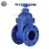 Non-Rising Stem Metal Seated Gate Valve (BS5163-Changealbe O-ring) TGV