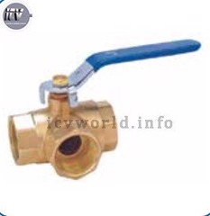 Ball Valve 3way ARITA