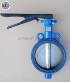 Wafer Butterfly Valve(two holes)