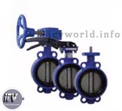 Butterfly Valve T-Series Short Neck JIS 5k&10K ARITA