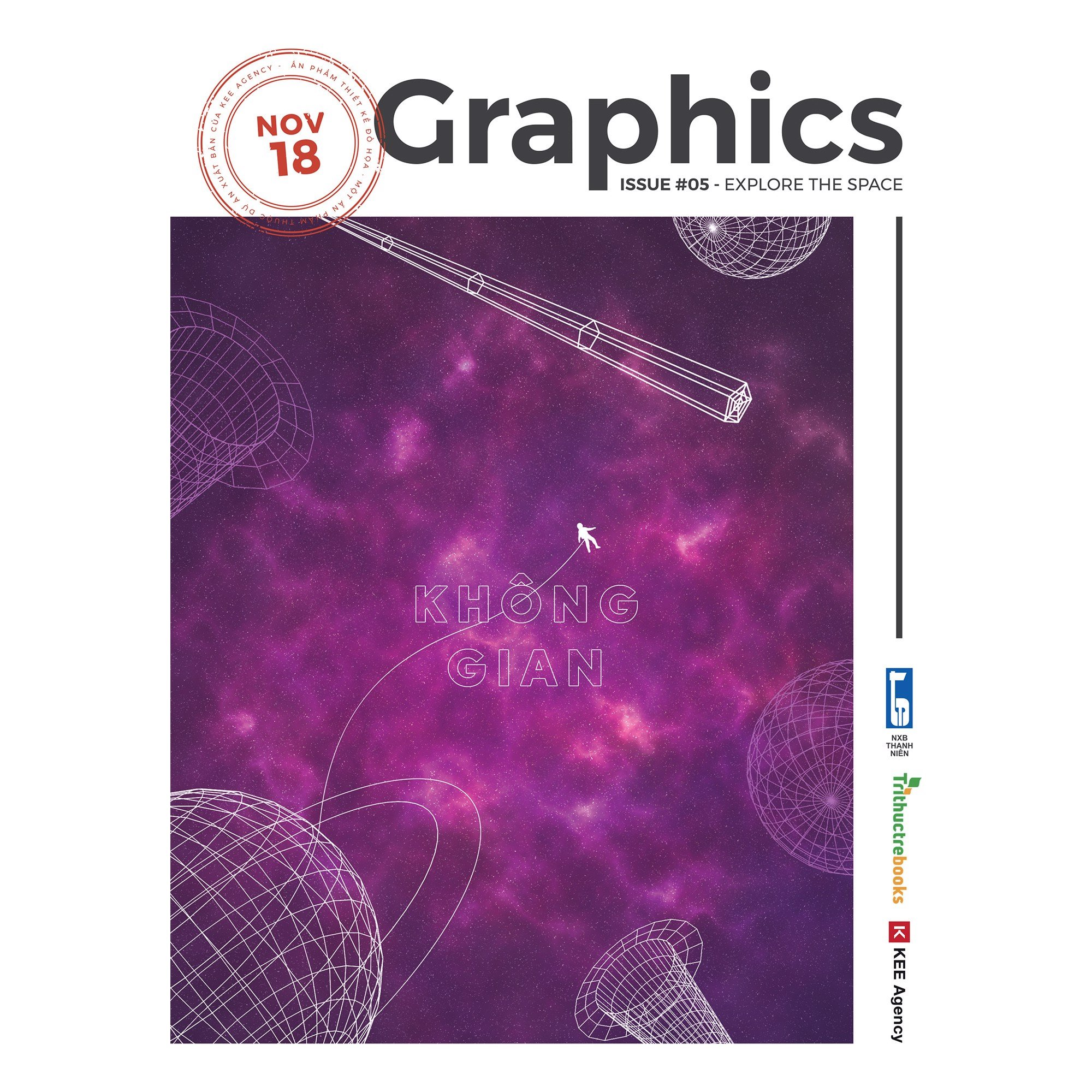 Graphics Issue #05 - Explore the space