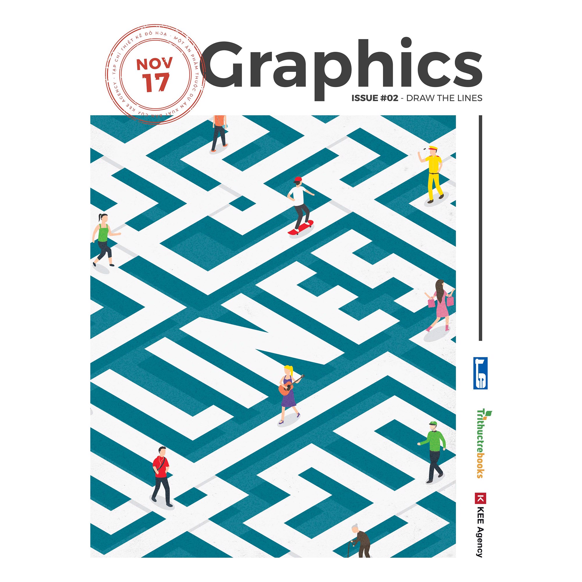 Graphics Issue #02 - Draw the lines