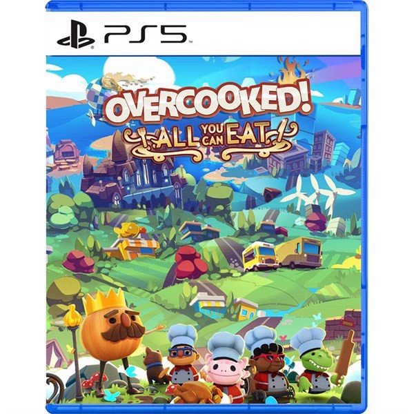 PS5 Overcooked All You Can Eat - EU
