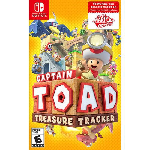 Switch Captain Toad - EU