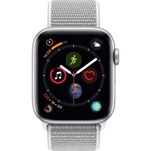 Apple Watch Series 4 GPS 44mm Aluminum, Sport Loop