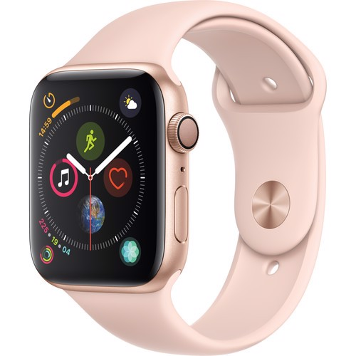 Apple Watch Series 4 GPS 44mm Aluminum, Sport Band