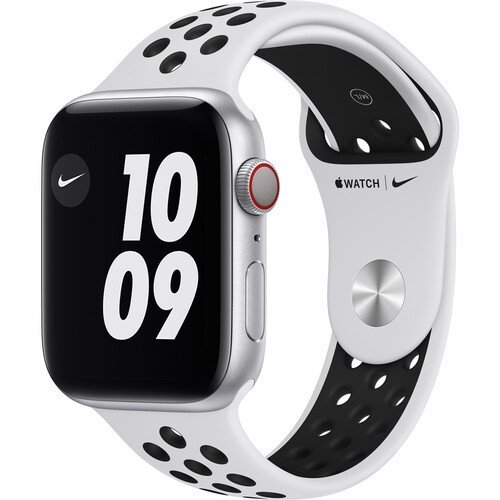 Apple Watch Series 6 GPS + Cellular 44mm Nike, Sport Band