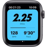 Apple Watch Series 6 GPS + Cellular 40mm Nike, Sport Band