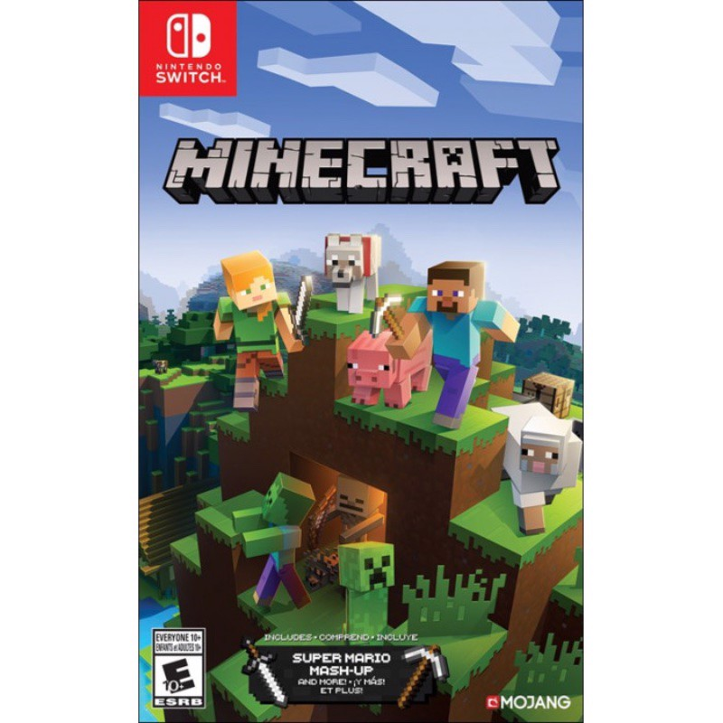 Switch Minecraft - US