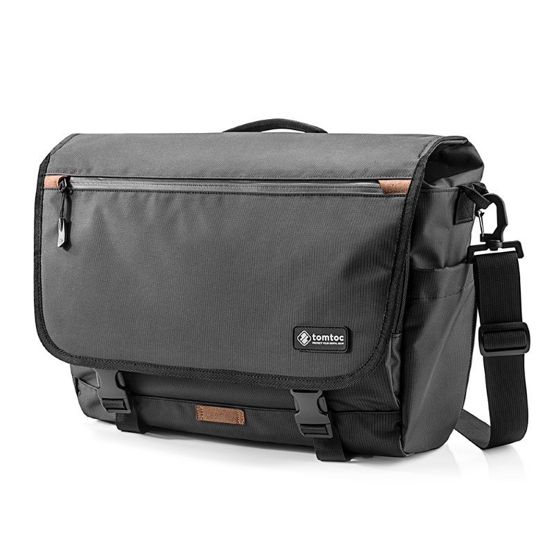 Tomtoc Messenger Multi - Function Waterproof 15''