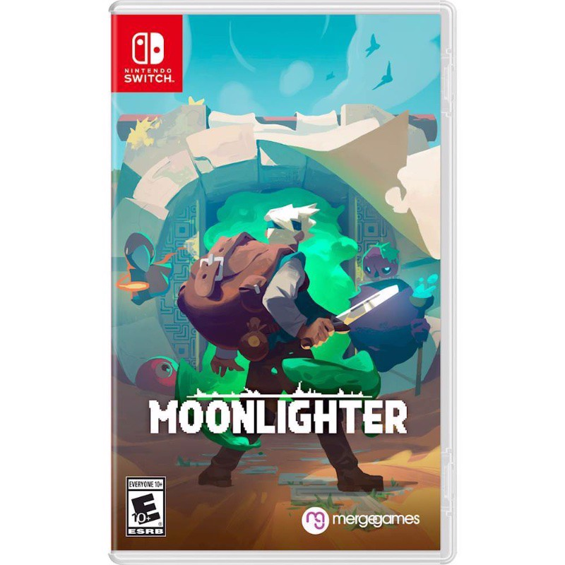 Switch MoonLighter