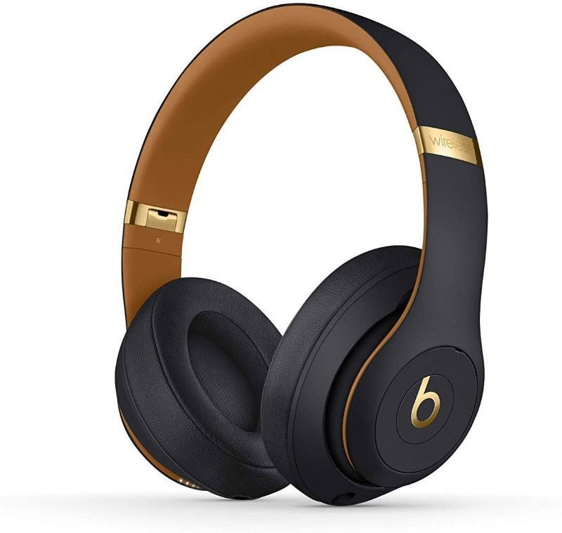 Tai nghe Beats Studio3 Wireless Over-Ear Skyline Collection - Midnight Black