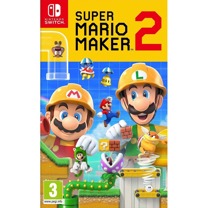Switch Super Mario Marker 2 - EU