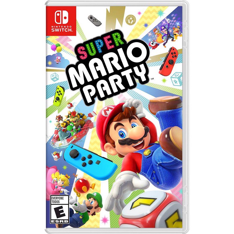 Switch Super Mario Party - US