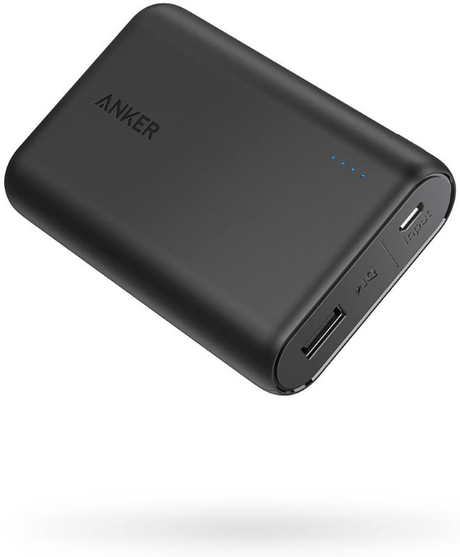 Pin sạc dự phòng Anker 10000mAh External Battery Portable Charger Power Bank