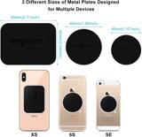 Magnetic Metal Plate for iPhone