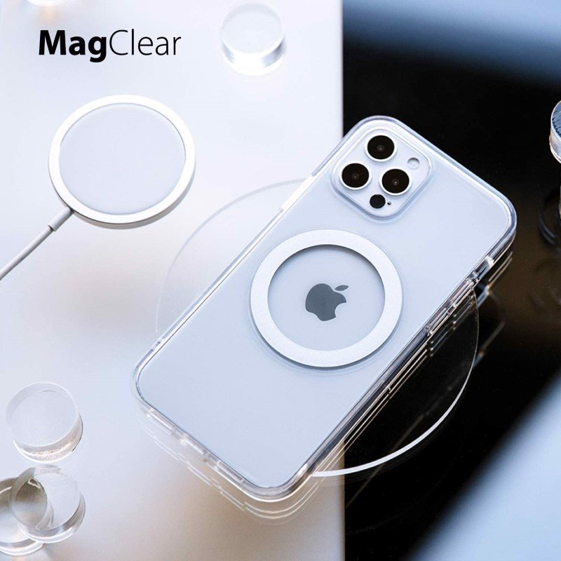Ốp SwitchEasy MagClear for 2020 iPhone 12 Pro Max