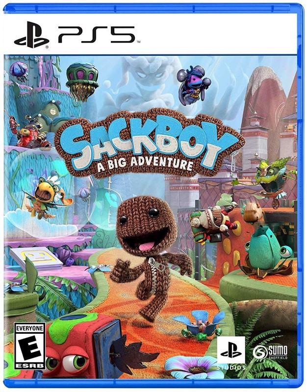 PS5 Sackboy A Big Adventure - Asian
