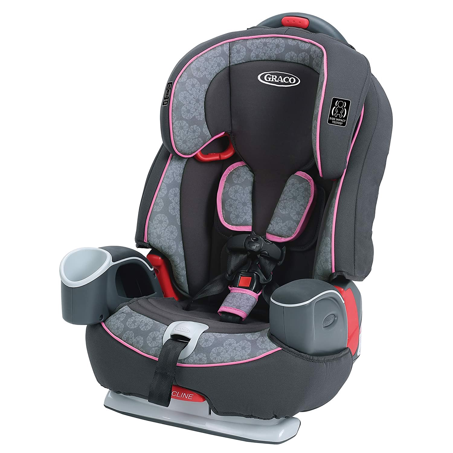 Ghế an toàn Graco Nautilus 65 3-in-1 Harness Booster Car Seat