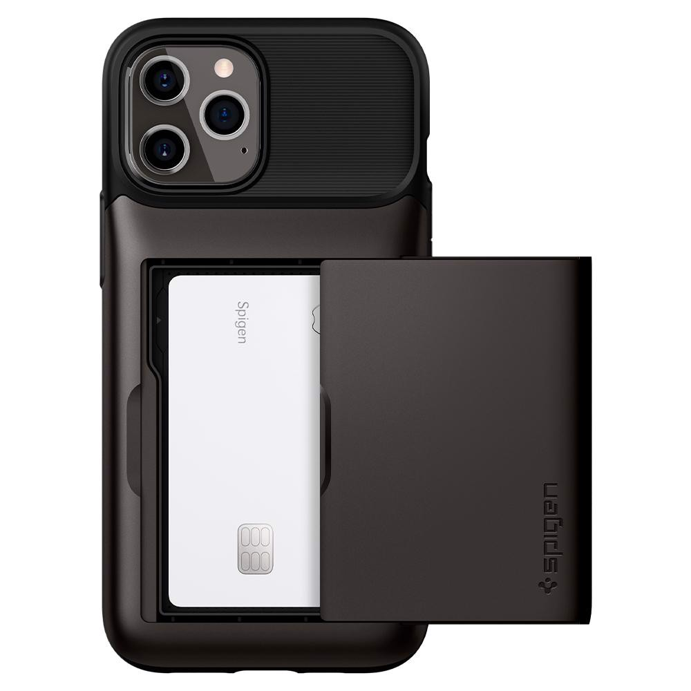 Ốp Spigen Slim Armor Wallet Case iPhone 12 | 12 Pro