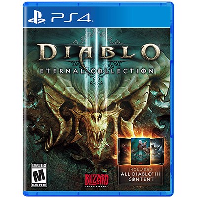 PS4 Diablo III Eternal Collection - EU