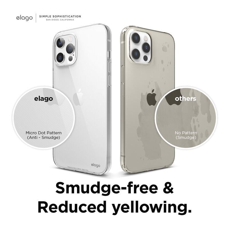 Ốp Elago Clear Case iPhone 12 | 12 Pro