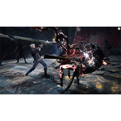 PS4 Devil May Cry 5 - EU