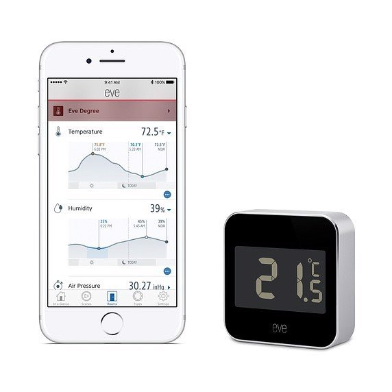 Apple Eve Degree Connected Weather Station