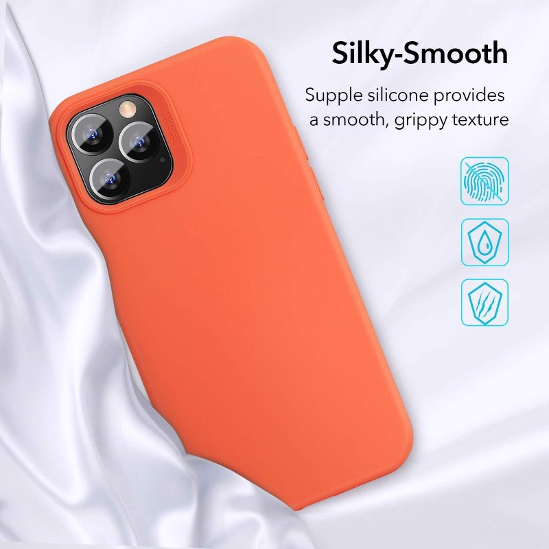 Ốp ESR Cloud Soft Silicone Case iPhone 12 Pro Max